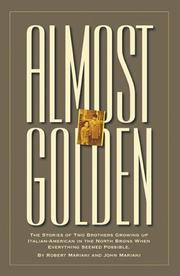 Cover of: Almost Golden