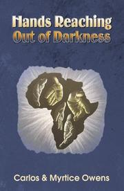 Cover of: Hands Reaching Out of Darkness