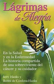 Cover of: Lagrimas De Alegria