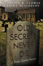 Cover of: Old Secrets Never Die