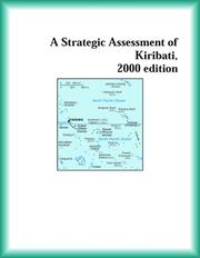Cover of: A Strategic Assessment of Kiribati, 2000 edition (Strategic Planning Series)