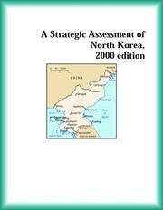 Cover of: A Strategic Assessment of North Korea, 2000 edition (Strategic Planning Series)