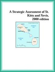 Cover of: A Strategic Assessment of St. Kitts and Nevis, 2000 edition (Strategic Planning Series)