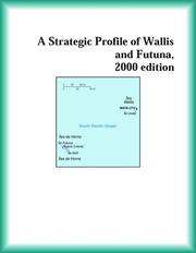 Cover of: A Strategic Profile of Wallis and Futuna, 2000 edition (Strategic Planning Series)