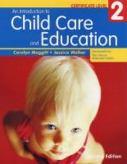Cover of: An Introduction to Childcare and Education