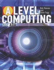 Cover of: A Level Computing for Aqa