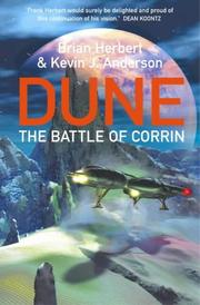 Cover of: The Battle of Corrin (Legends of Dune)