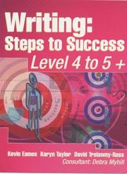Cover of: Writing (Writing Steps to Success)