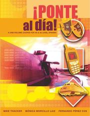 Cover of: Ponte Al Dia