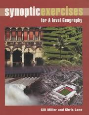 Cover of: Synoptic Exercises for a Level Geography