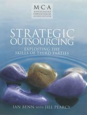 Cover of: Strategic Outsourcing