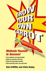 Cover of: Grow Your Own Carrot
