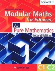 Cover of: Modular Maths for Edexcel: Pure Mathematics