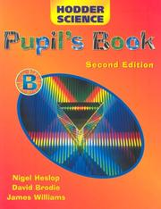 Cover of: Hodder Science. Pupil Book B (Hodder Science)