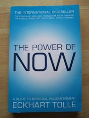 Cover of: Power of Now