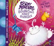 Cover of: The Bouncing Baby Bungle ((Not So) Scary Monsters)