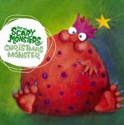 Cover of: Christmas Monster ((Not So) Scary Monsters)