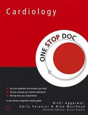 Cover of: One Stop Doc Cardiology (One Stop Doc)