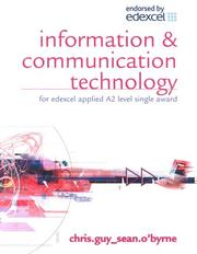 Cover of: Information & Communication Technology