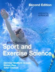 Cover of: BTEC National Sport and Exercise Science
