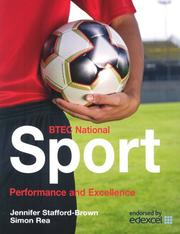 Cover of: BTEC National Sport