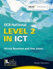 Cover of: OCR National Level 2 in ICT
