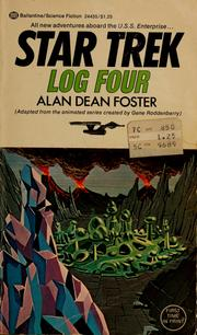 Cover of: Star Trek Log Four