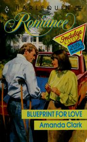 Cover of: Blueprint For Love