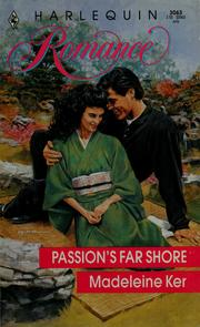 Cover of: Passion'S Far Shore