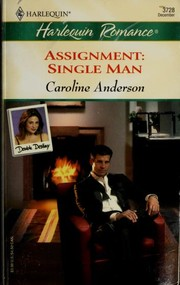 Cover of: Assignment: Single Man