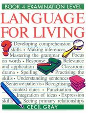 Cover of: Language for Living
