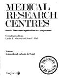 Cover of: Medical Research Centres (ROR)