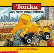 Cover of: Big City Dump Truck Package (Tonka Action Storybooks)