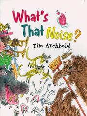 Cover of: What's That Noise? (Picture Books)