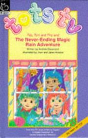 Cover of: Tilly, Tom and Tiny and the Never-ending Magic Rain Adventure (Tots TV - Pocket Hippos)