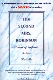 Cover of: The Second Mrs. Robinson