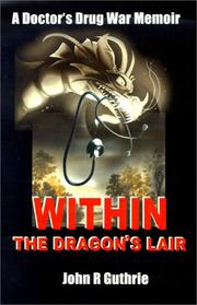 Cover of: Within the Dragon's Lair