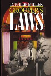 Cover of: Grouper's Laws