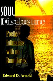Cover of: Soul Disclosure