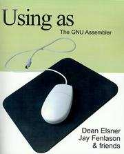 Cover of: Using As