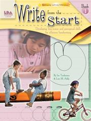 Cover of: Write from the Start, Book I