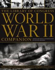 Cover of: The Library of Congress World War II Companion