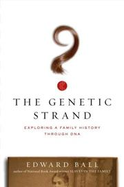 Cover of: The Genetic Strand