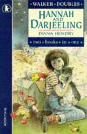Cover of: Hannah and Darjeeling (Walker Doubles)