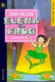 Cover of: Elena the Frog (Sprinters)