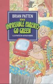 Cover of: Impossible Parents Go Green (Sprinters)
