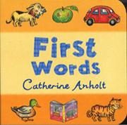Cover of: First Words (Chunky Board Books)