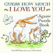 Cover of: Guess How Much I Love You (Jigsaw Puzzle Book)