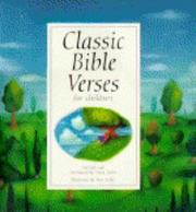 Cover of: Classic Bible Verses for Children