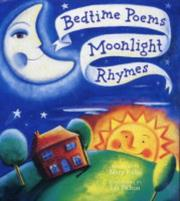Cover of: Bedtime Poems Moonlight Rhymes